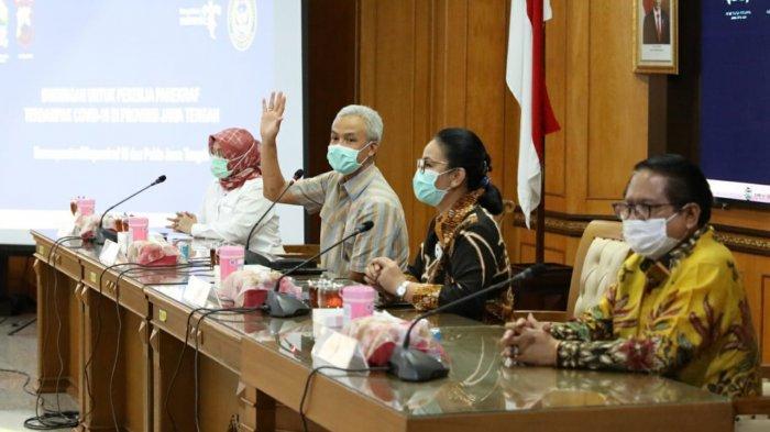 Pulihkan Pariwisata saat Covid-19 di Jateng, Kemenparekraf Tebar Puluhan Ribu Paket Sembako