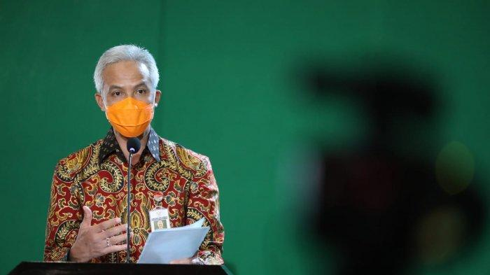 CJIBF 2020, Gubernur Ganjar Pranowo Ajak Investor Berinvestasi di Jawa Tengah