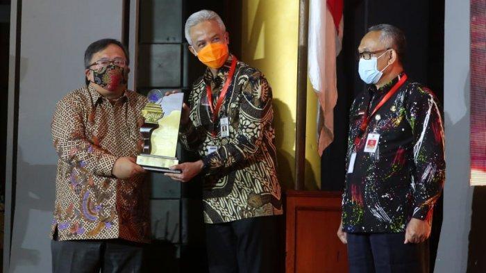 Jawa Tengah Raih Penghargaan Jadi Provinsi Paling Inovatif, Menristek Sampaikan Pujian