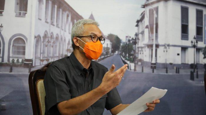 Ganjar Pranowo Naikkan UMP Jateng 3,27 Persen, Buruh Apresiasi :  Sudah Tepat
