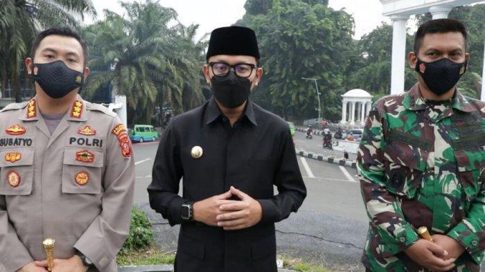Satgas Penanganan Covid-19 Kota Bogor kembali menerapkan ganjil genap untuk membatasi mobilitas warga mulai Sabtu (1/5/2021).