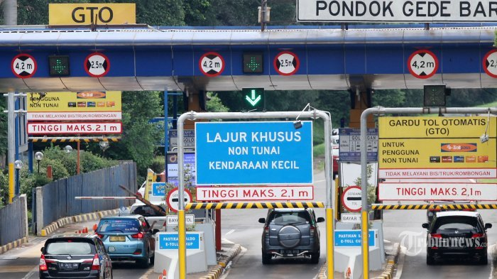 Tarif tol Bandara Soekarno-Hatta Naik Mulai 12 Mei 2019