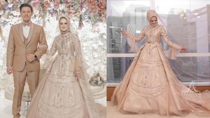 Menikah Tahun 2020? Simak 5 Inspirasi Gaun Pernikahan yang Dipakai Artis