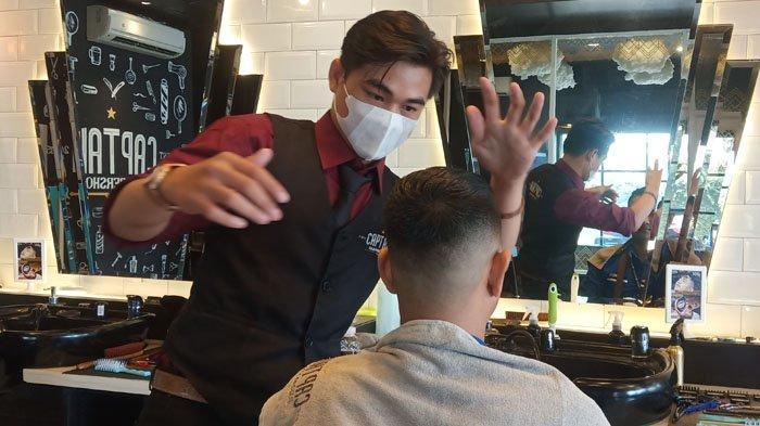 Tren Gaya Rambut Pria Tahun 2020 Saat Ini Sedang Hits Di Luar Negeri Tribunnews Bogor