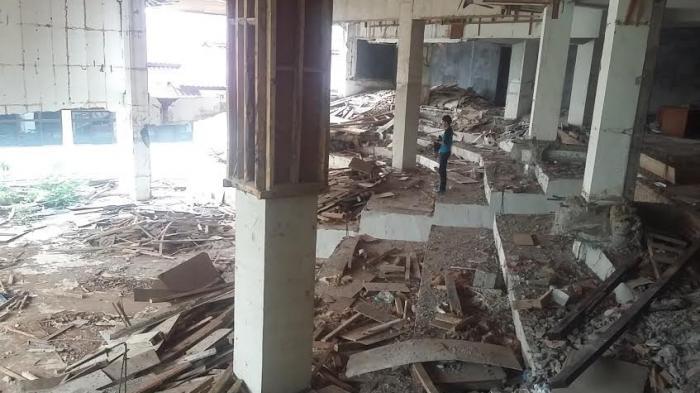 DPRD Kabupaten Bogor Tak Punya Ruang Rapat Paripurna