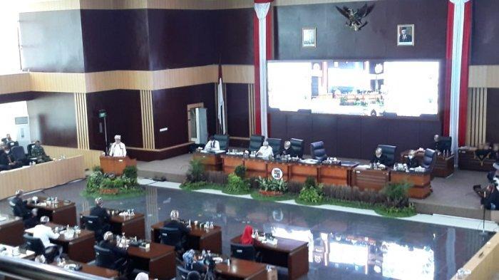 DPRD bersama Pemkot Bogor Sahkan Perda Pemberdayaan Koperasi dan UMKM