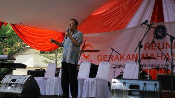 Alumni Gema 77/ 78 Dorong Mahasiswa Tak Hanya Kritis Tapi Berani Bergerak