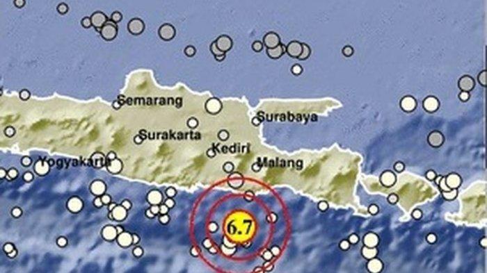 UPDATE Gempa di Malang, 6 Orang Meninggal Dunia dan 1 Luka Berat