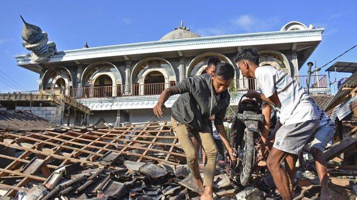 Sejak 29 Juli 2018, 515 Orang Tercatat Meninggal Dunia Akibat Gempa Lombok