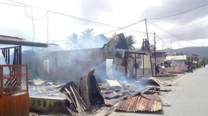 Gempa 6,8 Magnitudo Guncang Ambon, Kampus hingga Perkantoran Rusak