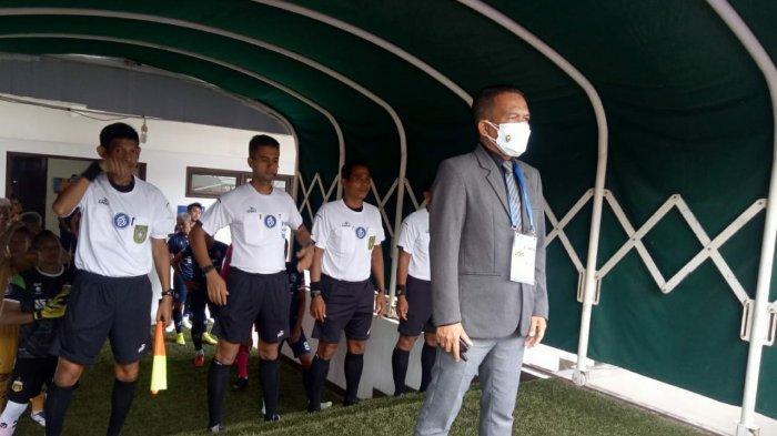 Empat Laga Liga 1 2021 Sukses Digelar di Stadion Pakansari, Ferdinand Rudini Singgung Adaptasi