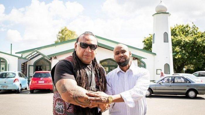 Anggota Geng Motor Janji Akan Mengawal Masjid Selandia Baru untuk Lindungi Jamaah saat Beribadah
