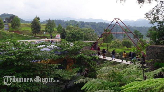 Geopark Pongkor Jadi Destinasi Wisata Baru di Bogor, Nikmati Alam Di Kawasan Antam