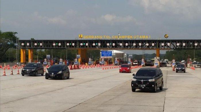 Sampai Sabtu 451.104 Kendaraan Masuk Jakarta , Masih Tersisa 765.000 Kendaraan