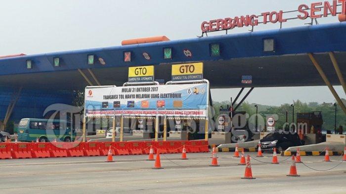 PT Jasamarga Tutup Pelayanan Top Up Tunai di Seluruh Gerbang Tol Jabodetabek