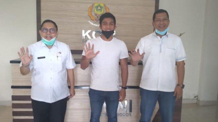 Gerdi Zulfitranto Merapat, Tim Renang Kabupaten Bogor Siap Maksimal di Porprov XIV Jawa Barat 2022