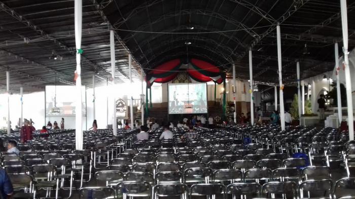 Ini Jadwal Misa Natal di Gereja Katedral Bogor
