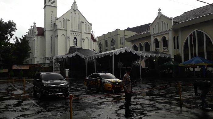 Perkuat Pengamanan di Gereja, 700 Personel Polresta Bogor Kota Diterjunkan