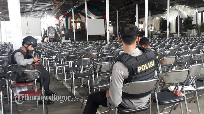 Gereja Katedral Bogor Siapkan Ruangan Tambahan Antisipasi Membludaknya Jemaah Misa Natal