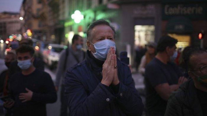 Pelaku Teror Gereja Perancis Sempat Telepon Keluarga Sebelum Beraksi: Aku Sudah Sampai