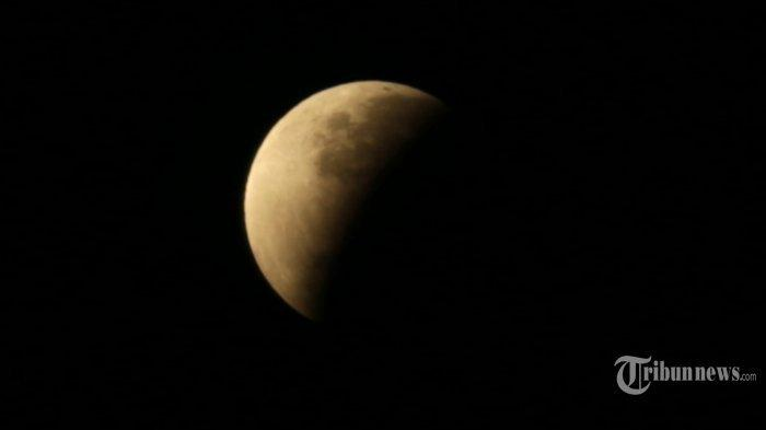 LIVE STREAMING Gerhana Bulan Rabu, 26 Mei 2020 - Lihat di Sini