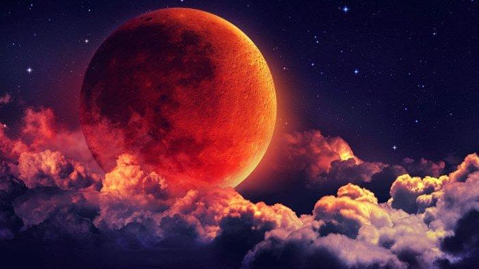 Tak Hanya Sholat, Jalankan Juga Ibadah Ini Ketika Gerhana Bulan Mulai Tampak