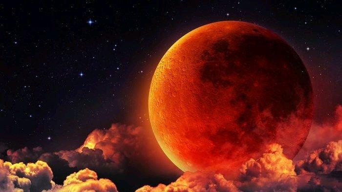 Ini Trik Memotret Gerhana Bulan 2018