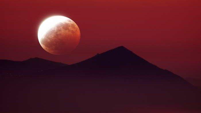 Ternyata Ini Perbedaan Gerhana Bulan Pada Januari Lalu dengan Gerhana Bulan 28 Juli 2018