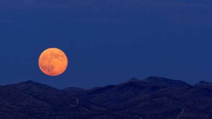 Gerhana Bulan Penumbra Bakal Datang Dini Hari Nanti, 11 Januari