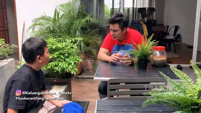 Baim Wong Kaget Dengar Kabar Terbaru Bocah yang Ditolongnya, Syok Tahu Ibunda Gilang Sampai Jual TV