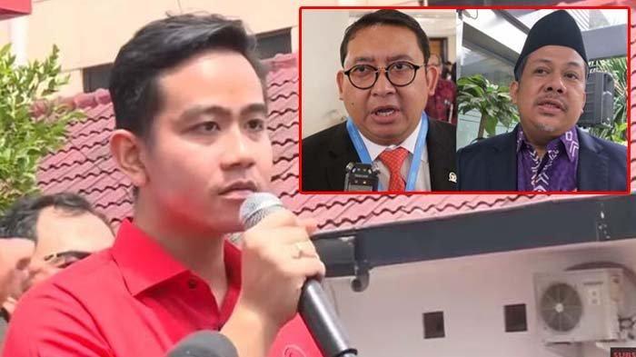 Fahri Hamzah Komentari Elektabilitas Gibran yang Kalah dari Petahana, Fadli Zon :Politik Aji Mumpung
