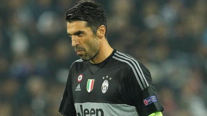 Misi Terselubung Kiper Gianluigi Buffon di Juventus, Delapan Pertadingan Jadi Penentu