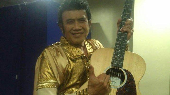 Manggung di Bogor saat PSBB Hingga Bikin Bupati Geram, Rhoma Irama : Saya di Sana Dikawal Aparat