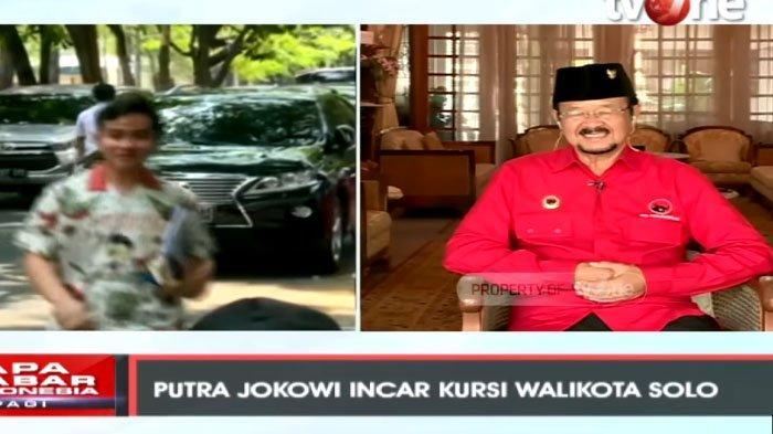 Gibran Rakabuming Temui Megawati, Wakil Wali Kota Solo: Apapun Keputusan DPP PDI-P Akan Saya Terima