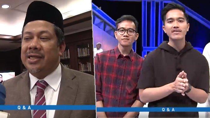 Sering Kritik Jokowi, Fahri Hamzah Ternyata Diidolakan oleh Kaesang, Gibran: Tak Ada yang Jengkel
