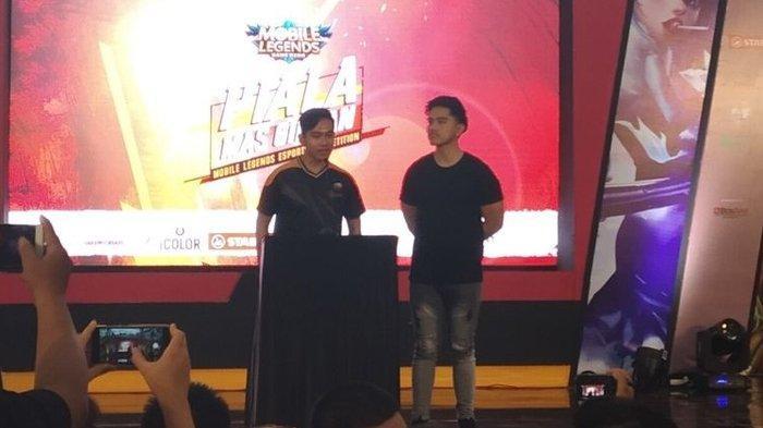 Dua Putra Presiden Jokowi Gelar Turnamen e-Sport Mobile Legends, Kaesang: Jangan Anggap Ini Kampanye