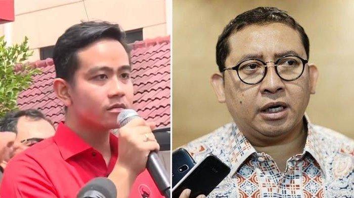 Fadli Zon Tanggapi Dukungan Gerindra untuk Gibran, Reaksi Ngabalin dan Masinton Kocak