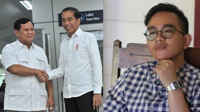 Anak Jokowi Tegur Akun yang Tulis Kata Kasar untuk Prabowo, Ikut Sedih Baca Pernyataan Relawan
