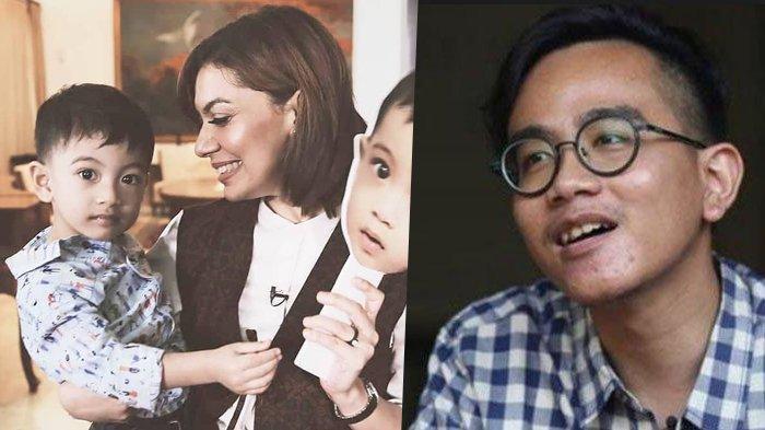 Lihat Potret Najwa Shihab Tersenyum Sambil Gendong Jan Ethes, Anak Jokowi Salah Fokus pada Benda Ini