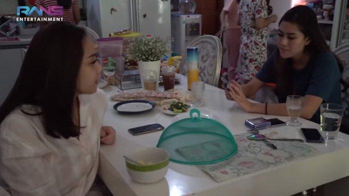 Curiga Lihat Istri Raffi Ahmad Sering Nangis, Syahnaz Dapat Jawaban Tak Terduga dari Nagita Slavina