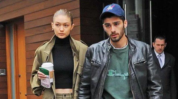 Hamil Anak Zayn Malik, Gigi Hadid Pamerkan Baby Bump di Live Instagram: Hai, Ini Perutku !