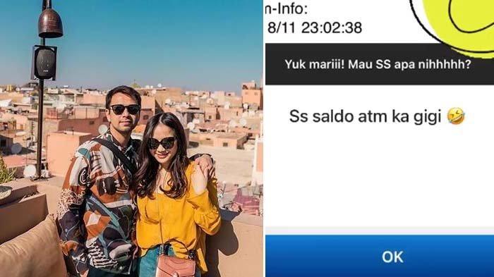 Demi Fans, Nagita Ungkap Chat dengan Raffi Ahmad, Gigi Juga Bongkar Isi Saldo ATM, Segini Uangnya