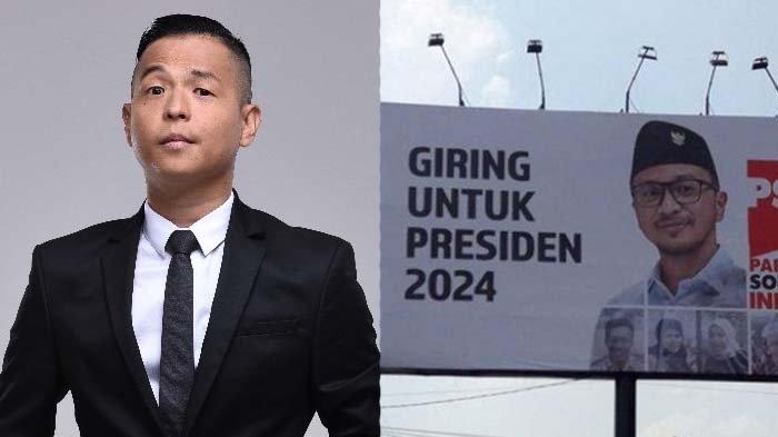 Giring Jadi Calon Presiden 2024, Ernest Prakasa Sindir 'Gimmik Kebablasan': Hanya Modal Popularitas