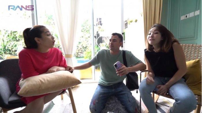 Nagita Slavina Tegur Gisel karena Merasa Sudah Gagal Jadi Istri yang Baik, Raffi Ahmad: Emang Takdir