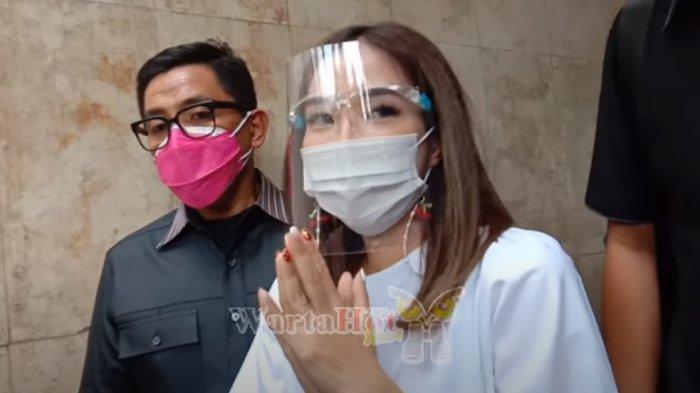 Gisel Izin Tak Hadir Wajib Lapor ke Polda Metro Jaya, Kini Sedang Jalani Isolasi Mandiri