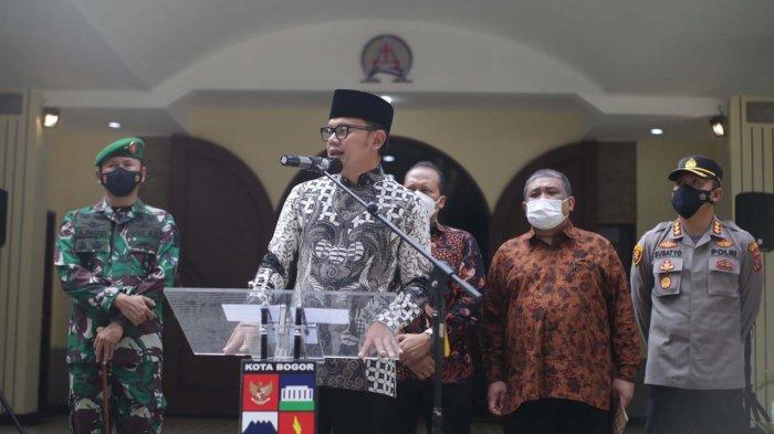 Pemerintah Kota (Pemkot) Bogor menyerahkan hibah lahan untuk pembangunan rumah ibadah kepada Majelis Jemaat GKI Pengadilan Bogor.