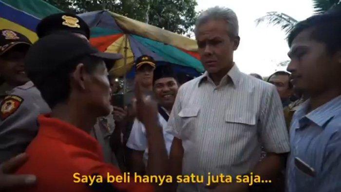 Ganjar Pranowo Kaget Dengar Jawaban Eks Pengikut Keraton Agung Sejagat : Kok Kaya Sekali Kamu