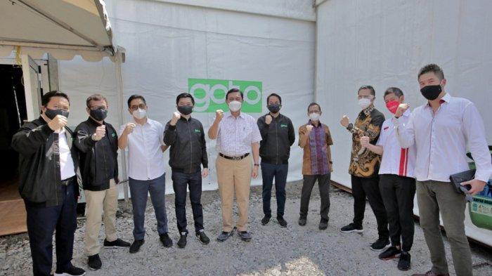 Kolaborasi GoTo, Kadin dan Samator Group Inisiasikan Rumah Oksigen Gotong Royong di Indonesia