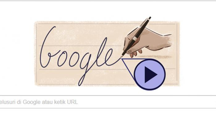 Ladislao Jose Biro Jadi Doodle Hari Ini di Google, Si Penemu Pulpen Modern