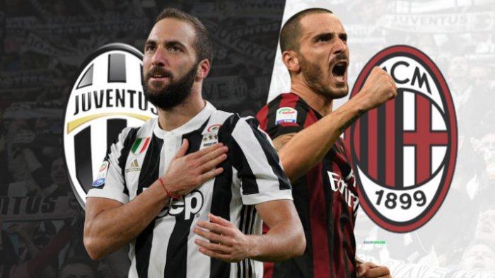 Preview AC Milan Vs Juventus Pekan Ke-16 Liga Italia, Kedua Tim Kehilangan Pemain Inti